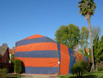 Fumigations In Sacramento Fumigation Alternatives